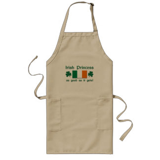 Irish Princess - Good As Long Apron