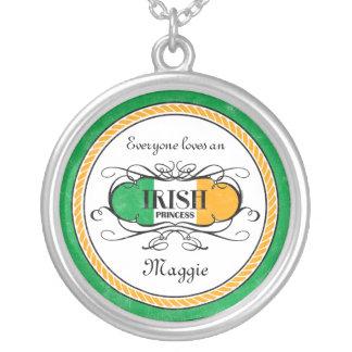 Irish Princess Personalized Necklace