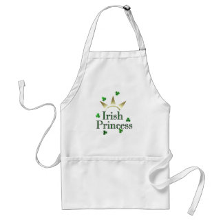 Irish Princess Standard Apron