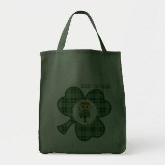 Irish Princess Grocery Tote Bag