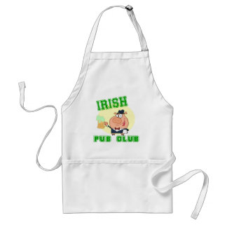 Irish Pub Club Standard Apron