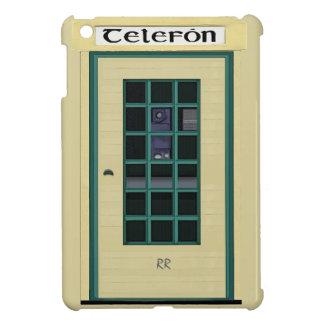 Irish Public Telephone Box on iPad Mini Case