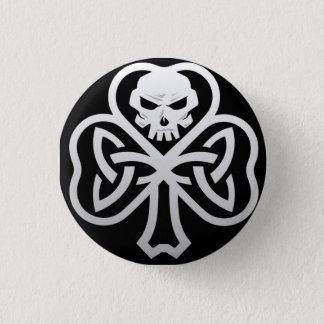 Irish Punk 1 1/4 Button Pin