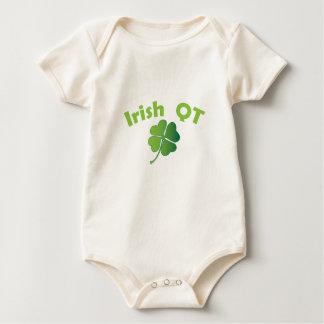Irish QT Toddler Baby Bodysuit