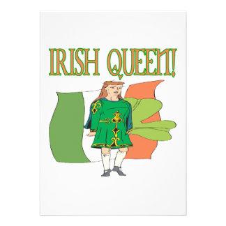 Irish Queen Announcement