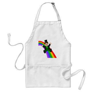 Irish Rainbow Aprons