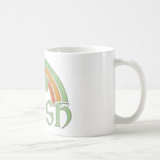Irish Rainbow Coffee Mugs