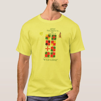 IRISH REGIMENTS OF FRANCE T-Shirt