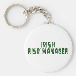 Irish Risk Manager Key Ring