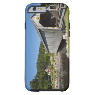 Irish River covered bridge, St. Martins, New Tough iPhone 6 Case