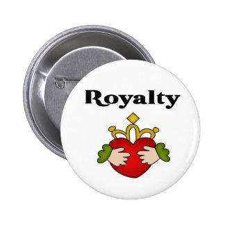Irish Royalty Button