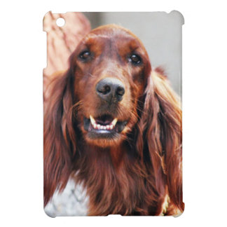 Irish Setter Dog Case For The iPad Mini
