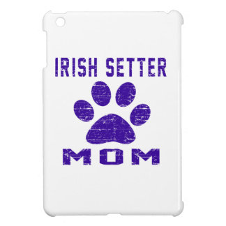 Irish Setter Mom Gifts Designs Cover For The iPad Mini