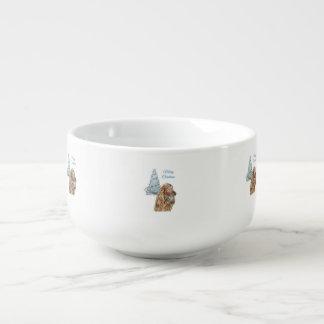 Irish Setter Soup Mug