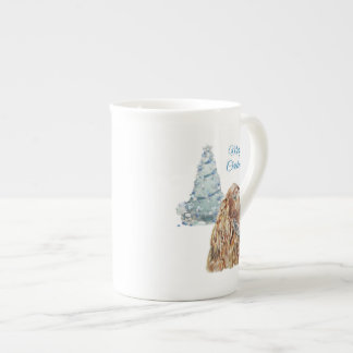 Irish Setter Tea Cup