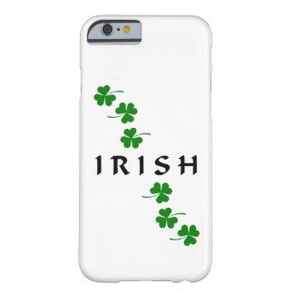 IRISH Shamrock Barely There iPhone 6 Case