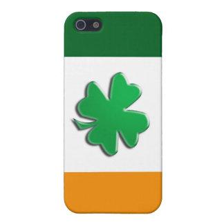 Irish shamrock. case for iPhone 5/5S