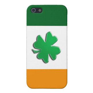 Irish shamrock. case for the iPhone 5