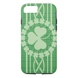 Irish Shamrock Celtic iPhone 8/7 Case