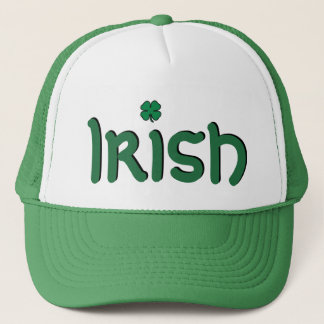 Irish Shamrock Clover St. Patricks Day Hat