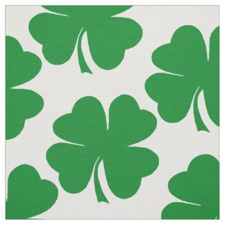 Irish Shamrock Fabric