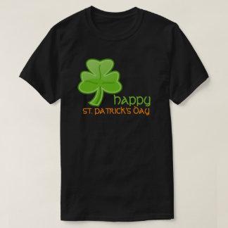 Irish Shamrock Happy St. Patrick's Day T-Shirt