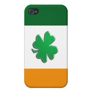 Irish shamrock. iPhone 4/4S cover