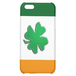 Irish shamrock. case for iPhone 5C