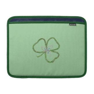 Irish Shamrock Knot Sleeve For MacBook Air