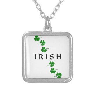 IRISH Shamrock Pendant