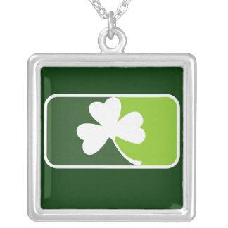 Irish Shamrock Custom Jewelry