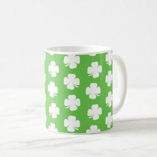 Irish Shamrock Pattern 1 Happy St Patrick Mug