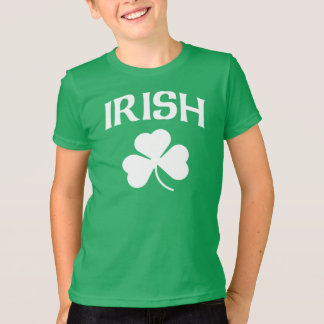 Irish Shamrock St. Patrick's Day T-Shirt