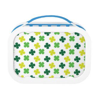 Irish Shamrocks Lunch Boxes