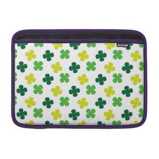 Irish Shamrocks Sleeve For MacBook Air