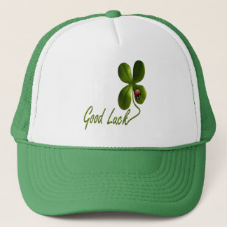 Irish Shamrocks Trucker Hat