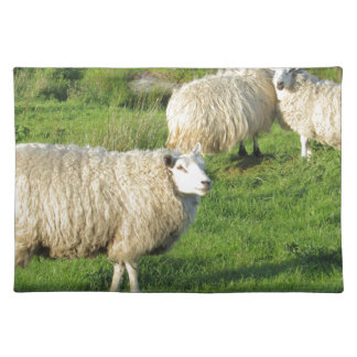 Irish Sheep Placemat