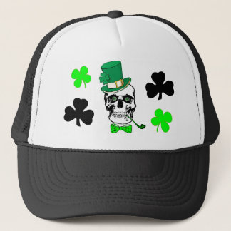 Irish Skull Hat