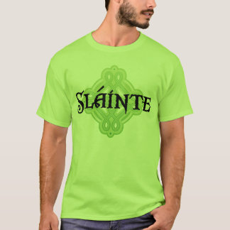 Irish Slainte shirt