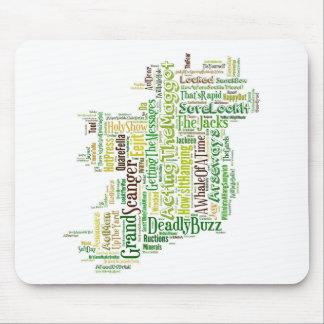 Irish Slang Mpa Mouse Pad