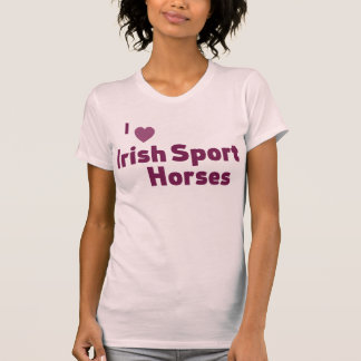 Irish Sport Horses T-Shirt