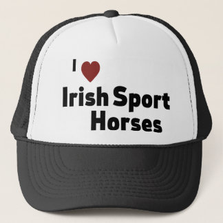 Irish Sport Horses Trucker Hat