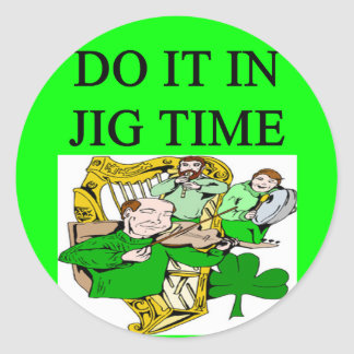 irish st patrick sday joke stickers