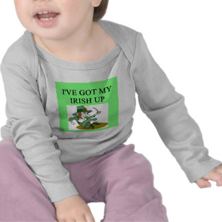irish st patrick sday joke t shirt