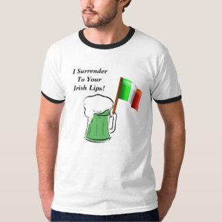 Irish St. Patrick's Day Novelty Shirt! T-Shirt