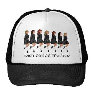 Irish Step Dance Mother - Line of Dancers Hats