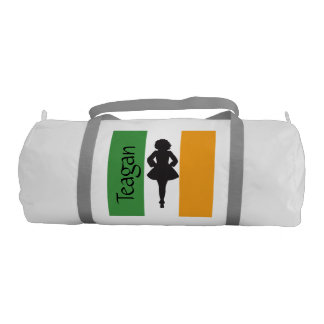 Irish Step Dancer Feis Bag