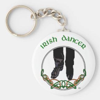 Irish Step Dancer - Male Key Ring