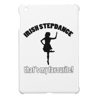 irish stepdance designs iPad mini case