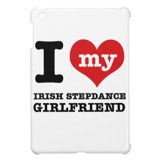 irish stepdance Girlfriend designs iPad Mini Cover